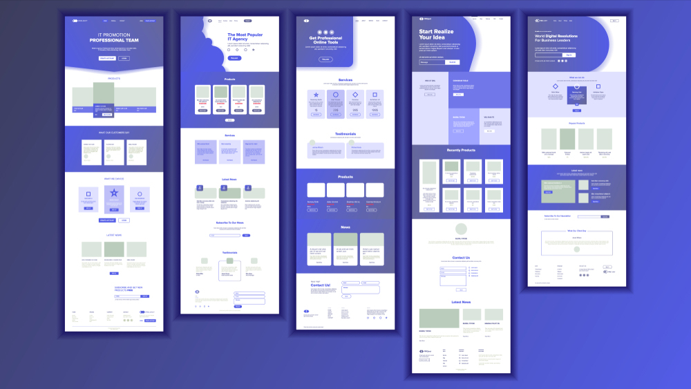 Landing Page là gì? Vai trò của Landing Page trong Marketing Online