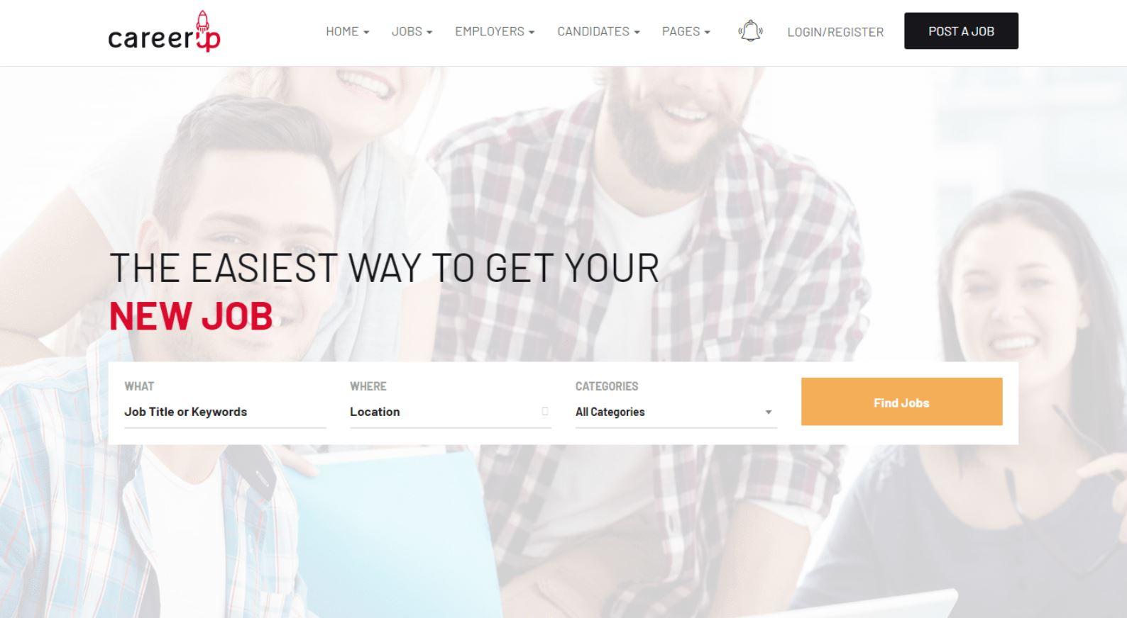 Chức năng cần thiết trên website tuyển dụng