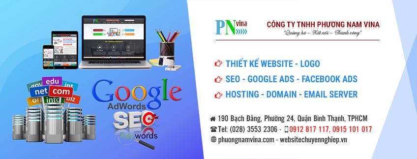Thiết kế website tại huyện Bình Chánh, uy tín, chuyện nghiệp, giá rẻ