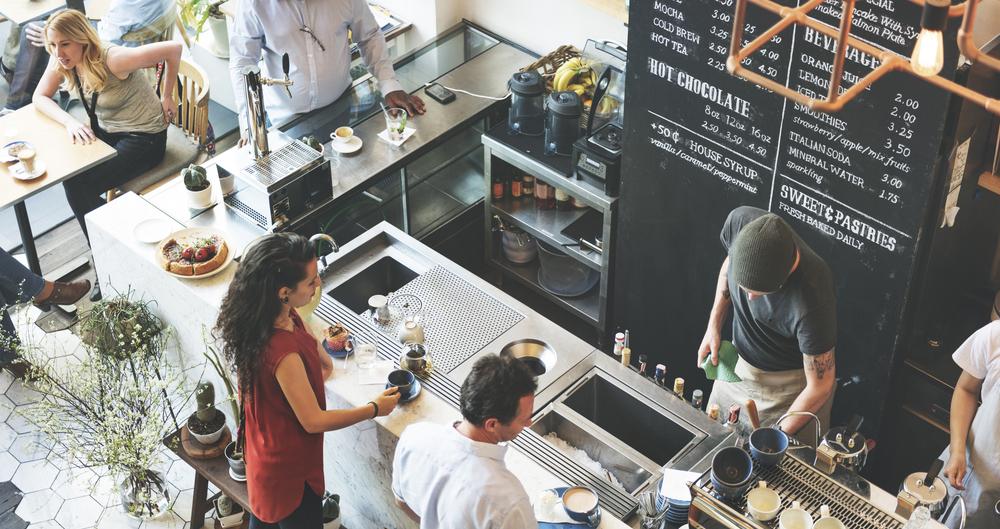 Thiết kế website cửa hàng cà phê