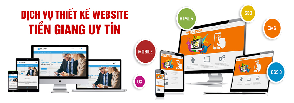 Thiết kế website Tiền Giang